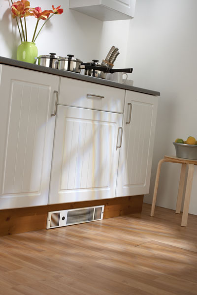 Plinth Kitchen Radiator By The Radiator Company