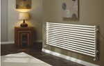 The Radiator company Volcano Double Horizontal Designer Radiator