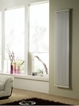 Zehnder Charleston M2180 Range Vertical Radiator in Colour