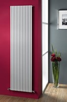 MHS Quad Vertical Angular Tube Aluminium Radiator by MHS Radiators