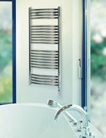 Zehnder Palma ZCLC range Towel Rail Bathroom Radiators in Chrome