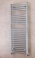 Cheshire Radiators Tarporley Electric Straight Chrome Cross Tube Towel Rail