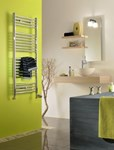 Zehnder Atoll ZSLI Stainless Steel Range Towel Rail Bathroom Radiators Painted in Colour
