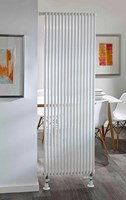 The Radiator Company TRC25 Room Divider Bracket Options