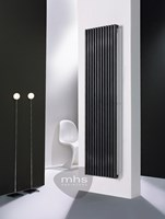 MHS Zenon Double Vertical Steel Rectangular Tubular Radiator by MHS