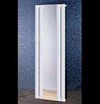 Matrix Mirror Radiator In RAL Colours For Wet Systems By MHS Radiators