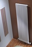 The Radiator Company TRC35 Vertical Single Tubular Radiator in White