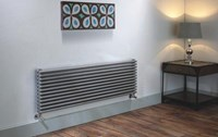 The Radiator Company TRC16 Single Horizontal Tubular Radiator in Colour