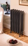 Liberty Traditional Style 660mm Height Electric Period Cast Iron Radiator by MHS Radiators