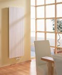 The Decotherm panel style radiator by Kermi.