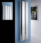 Motus Satin Contemporary Radiator Designed By MHS Radiators