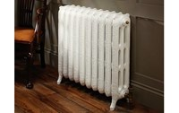 The Radiator Company Trieste 2 or 3 Column Designer Radiator in Primer