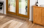 The Radiator Company Trench 520mm Under Floor Convector Radiator