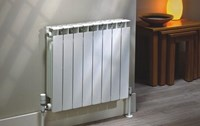 The Radiator Company Mix Quick Selection Horizontal Designer Radiator in White