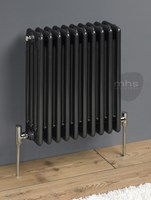 Anthrasec 2 Column 1792mm Height Vertical Multi Column By MHS Radiators