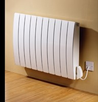 Tutto Electric Radiator By MHS Radiators
