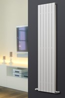 Brolin Radiators Malmo Deluxe Vertical Flat Panel Radiator