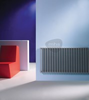 MHS Zenon Line Horizontal Single Steel Radiator by MHS Radiators