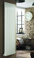 Brolin Radiators Boras Vertical Square Tube Radiator