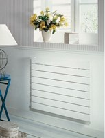 Zehnder Altai Horizontal VY Range of Single Panel Radiator in White