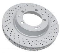 Brake Disc - Front Right