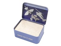 Magnificent Flying Machines in a Tin