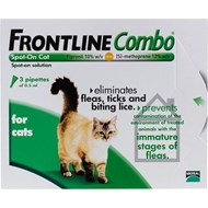 Frontline Combo Cats - 3 Pipettes