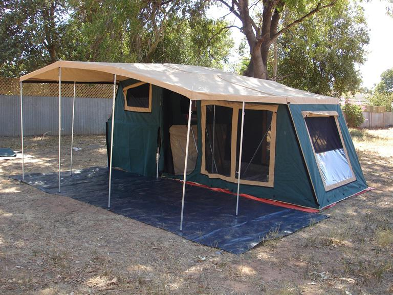 Luxury CAMPER TRAILER TENTS  ADELAIDE TRAILER SHOPcom