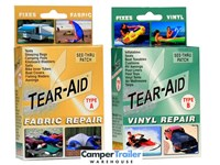 TEAR AID - TYPE B + TYPE A - RETAIL KITS x 2 (ONE OF EACH TYPE)
