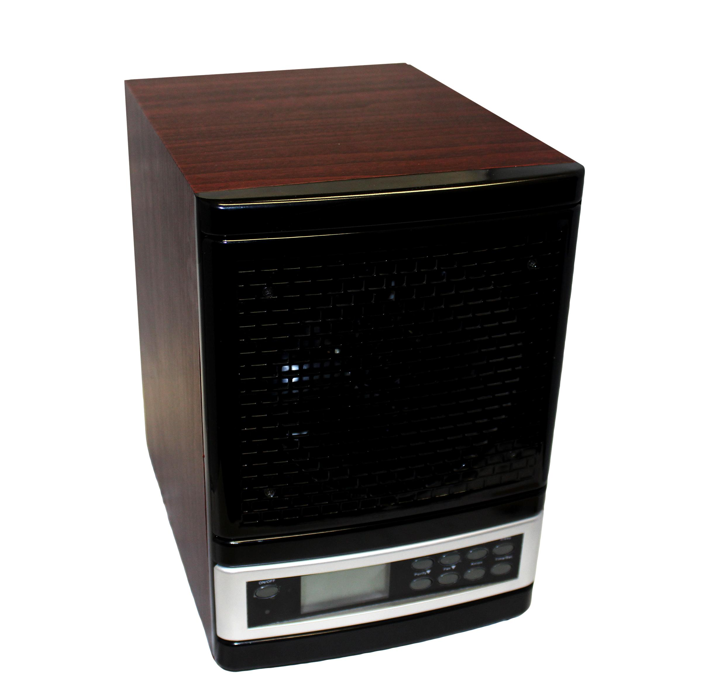 atlas ionic ozone air purifier with washable hepa filter. Black Bedroom Furniture Sets. Home Design Ideas