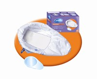 Bedpan Liner with Super Absorbent Pad