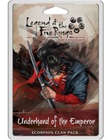 Legend of the Five Rings: The Card Game - Underhand of the Emperor Clan Pack