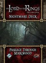 The Lord of the Rings: The Card Game - Passage Through Mirkwood (Nightmare Deck)