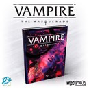 Vampire: The Masquerade 5th Edition (Hardcover) (PREORDER - ETA AUG/SEP)