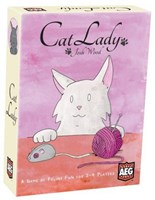 Cat Lady (RESTOCK PREORDER - ETA, 8th NOV)