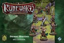 Runewars Miniatures Game: Darnati Warriors - Unit Expansion (PREORDER)