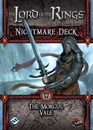 The Lord of the Rings: The Card Game - The Morgul Vale (Nightmare Deck)