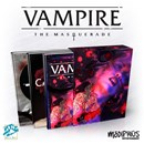 Vampire - The Masquerade - Slipcase Set (3 Books in Slipcase) (PREORDER - ETA AUG/SEP)