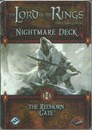 The Lord of the Rings: The Card Game - The Redhorn Gate (Nightmare Deck)
