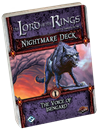 The Lord of the Rings: The Card Game - The Voice of Isengard (Nightmare Deck)