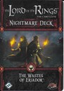 The Lord of the Rings: The Card Game - The Wastes of Eriador (Nightmare Deck)