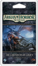 Arkham Horror: The Card Game - The Labyrinths of Lunacy Scenario Pack (Stand-alone Scenarios cycle #3)
