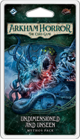 Arkham Horror: The Card Game - Undimensioned and Unseen Mythos Pack (PREORDER - ETA, Q2 2017)