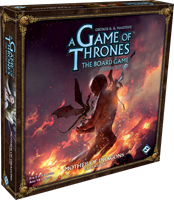 A Game of Thrones: The Board Game (Second Edition) - Mother of Dragons (PREORDER)