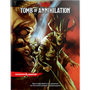 D&D (5th Edition): Tomb of Annihilation RPG Book