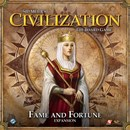 Sid Meier's Civilization: The Board Game - Fame and Fortune Expansion