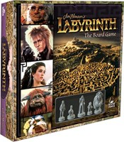 Jim Henson's Labyrinth: The Board Game (PREORDER - 8th December)