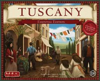 Viticulture: Tuscany - Essential Edition (RESTOCK PREORDER - ETA, 18th OCT)