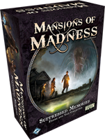 Mansions of Madness: Second Edition – Suppressed Memories Figure and Tile Collection (PREORDER - ETA 27th October)