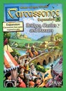 Carcassonne: Expansion 8 - Bridges, Castles and Bazaars - V2